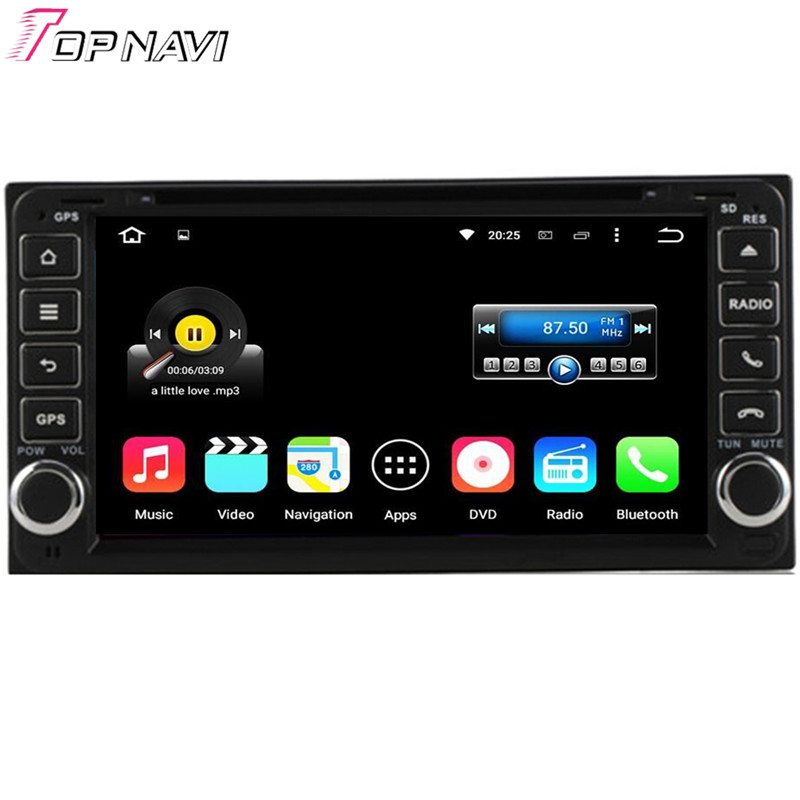 Quad Core Android 5.1.1 Car GPS For TOYOTA RAV4/Camry/Corolla/Vitz/Echo/COROLLA EX/VIOS/HILUXTeriosLand Cruiser 100 series/PRADO(China (Mainland))