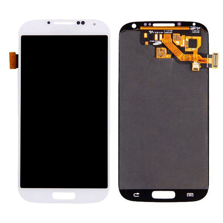 Фотография White for Samsung Galaxy S4 i9500 i9505 i545 L720 R970 LCD Display+Touch Screen Panel Glass Digitizer Assembly