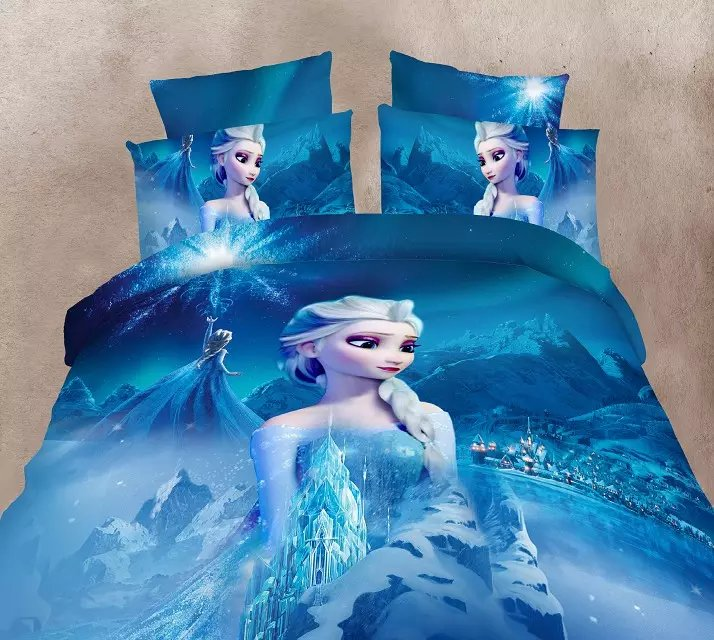 Compare Prices on Twin Frozen Bedding Set- Online Shopping ...
