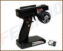 F01719 Flysky FS GT3B FS-GT3B 2.4G 3CH Gun Controller+ Receiver Transmitter For RC Car Boat(China (Mainland))