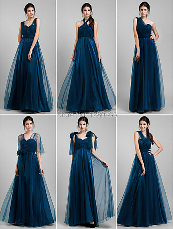 dresses 6 different styles in one dress convertible bridesmaid dresses