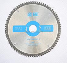 La alta calidad de grado 180 * 25.4 * 2. 2 * 80z TCT hoja de sierra de la carpintería alta densidad con punta de carburo para la decoración del hogar de corte de madera