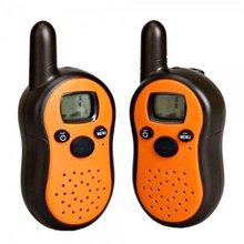 T2101  0.5Watt FRS/GMRS mini handheld Walkie Talkie Set (1 Pair) with LCD Displaying hot selling