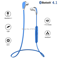 Mini Sport Bionic Bluetooth Headphone V4.1 + EDR Small Wireless Earphone Bluetooth Headset Stereo Binaural 4.1 for all Phone