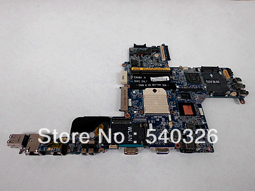for D631 Laptop Motherboard FP366 0FP366   100% full test. 60 bays warranty good working<br><br>Aliexpress