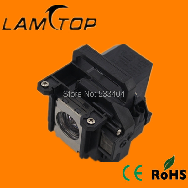 Фотография FREE SHIPPING  LAMTOP  180 days warranty  projector lamps with housing   ELPLP53/V13H010L53  for   EB-C2090X