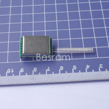 RF Wireless UHF Transceiver Module CC1101 433MHz with Spring Antenna(China (Mainland))