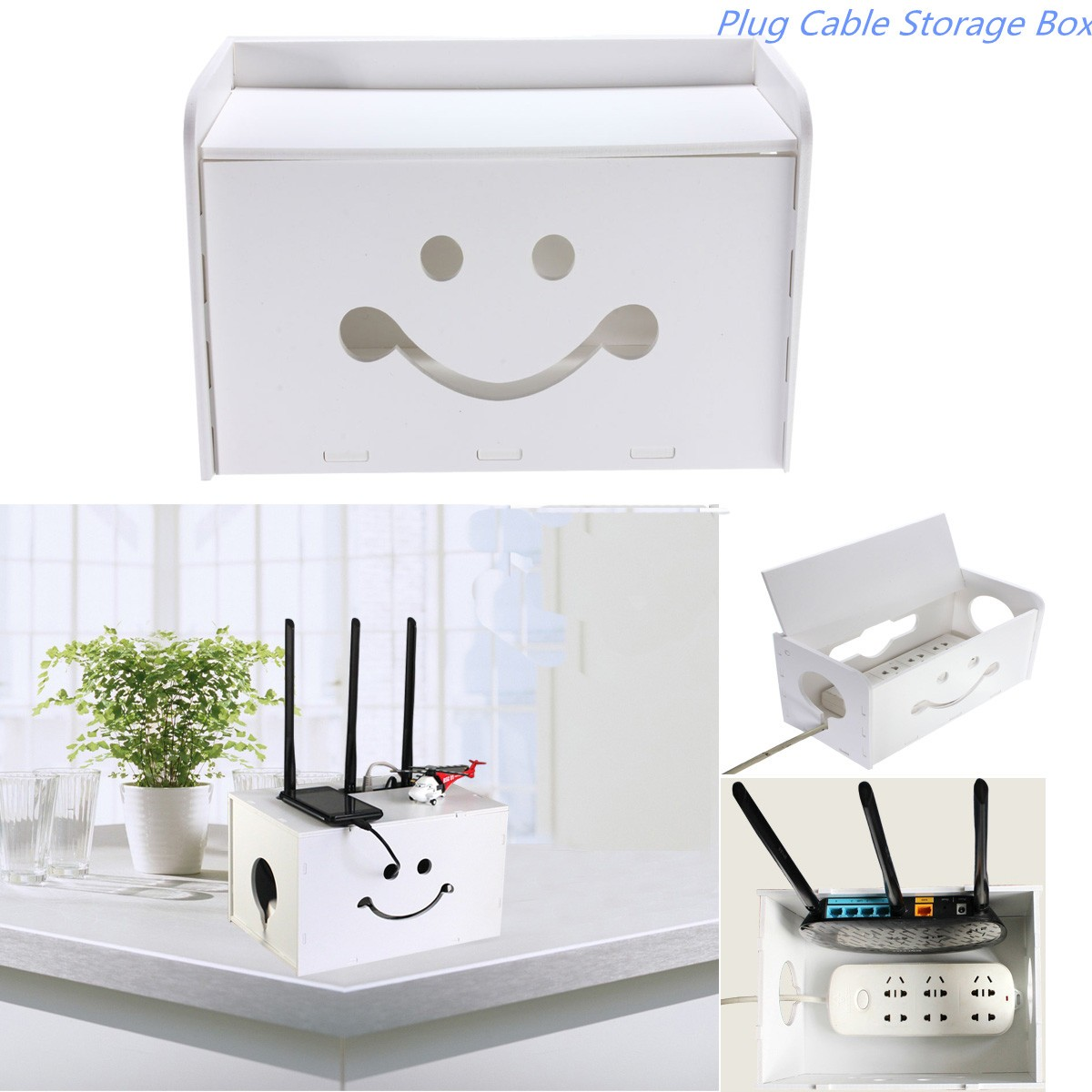 diy socket outlet board container cables storage organizer case box colors electrical outlet. Black Bedroom Furniture Sets. Home Design Ideas