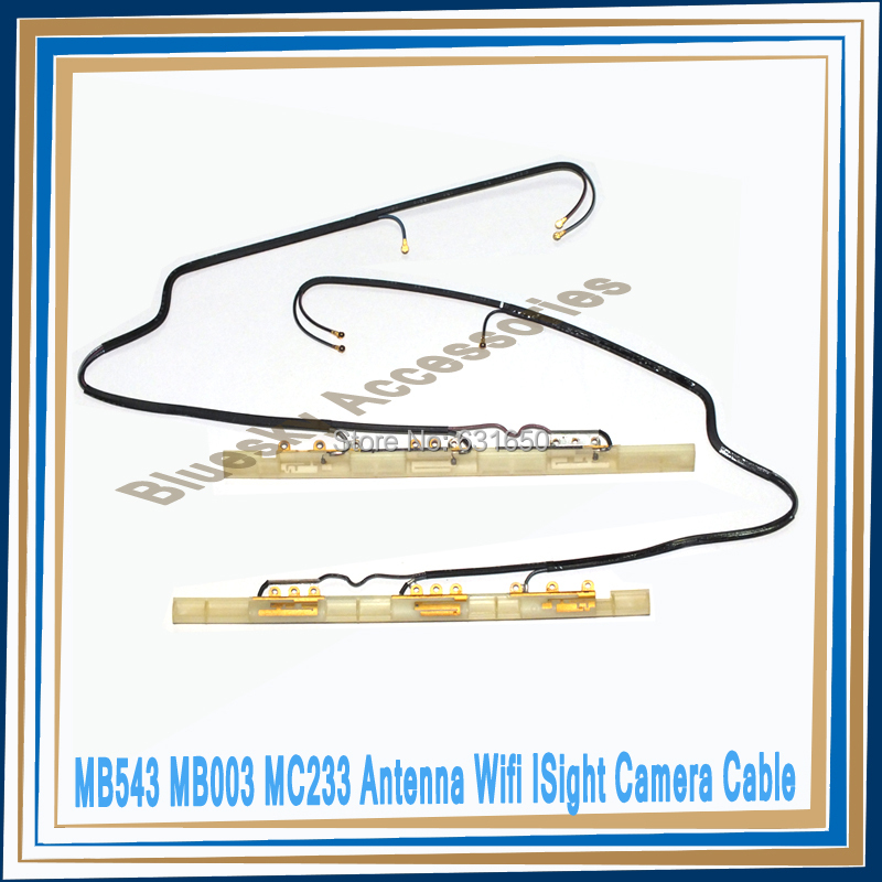 "Antenna Wifi ISight Camera Cable Tested For Macbook Air 13.3"" A1237 A1304 MB003 MB543 MB940 MC233(China (Mainland))"