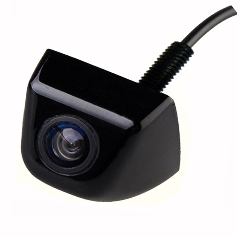 Factory Selling Free Shipping 100% Waterproof 170 Degree Wide Angle Luxury HD CCD Car Rear View Backup Camera(China (Mainland))