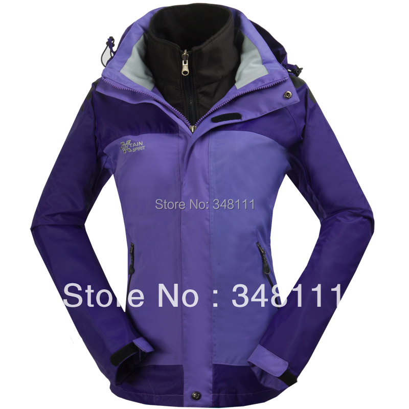 Outdoor Woman fashion casual sports jacket windproof waterproof ski - Integrity of outdoor shop store