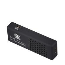 Original MK808 B Plus Android 4.4 HDMI TV Stick TV Dongle Amlogic M805 Quad Core 1G/ 8G Bluetooth XBMC KODI Loaded Smart Tv Box(China (Mainland))