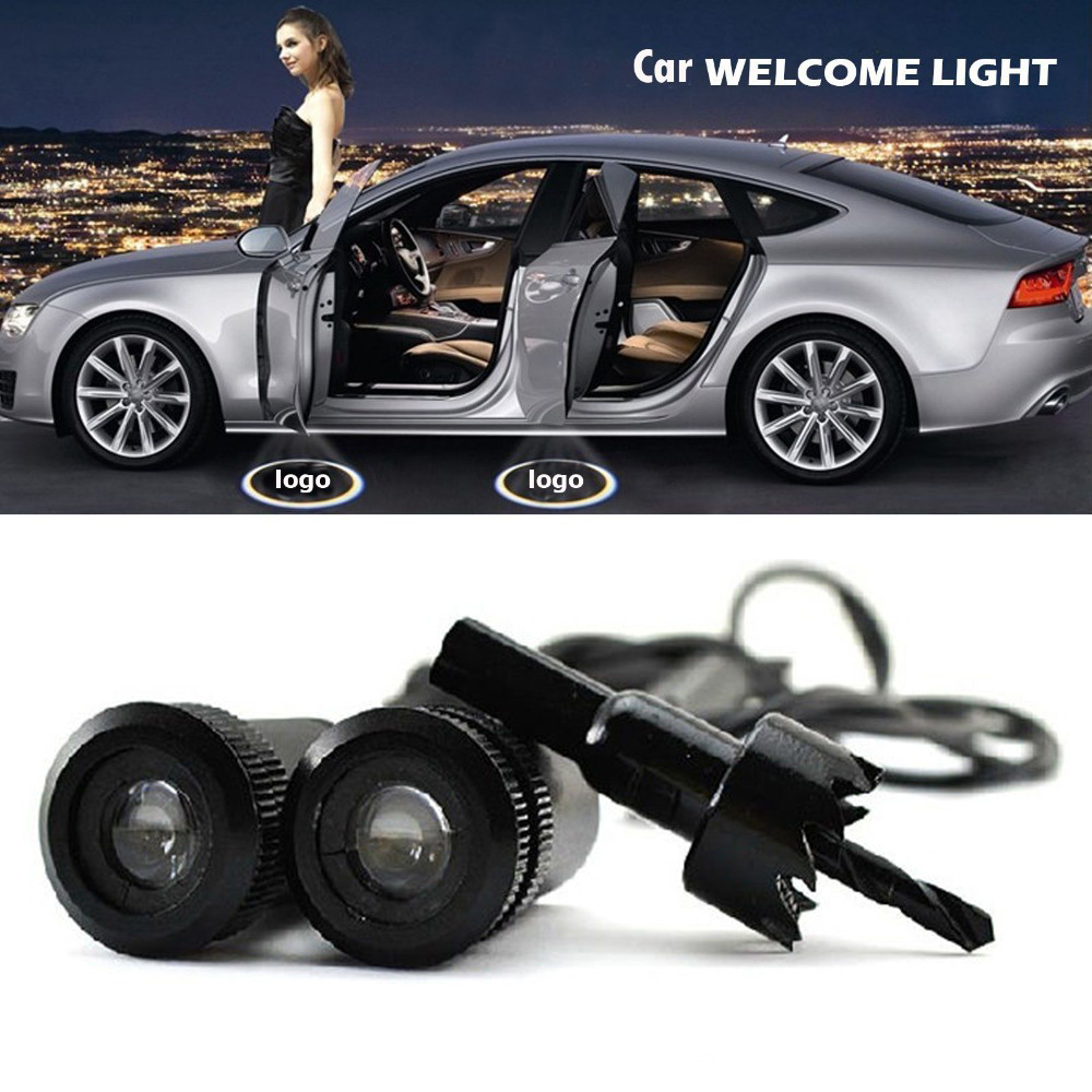 Save 20% 2 x CREE LED Car Door Logo Light Laser Welcome Ghost Shadow Projector Hyundai Elantra Accent Sonata Tucson - COS MOS Co.,Ltd store