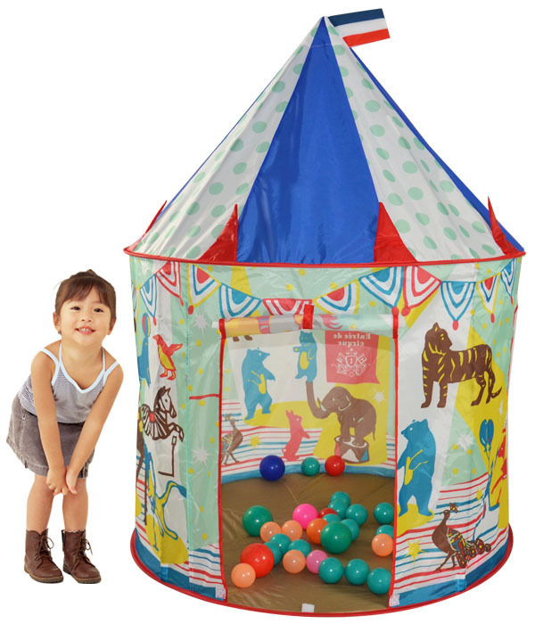 складной портативный мультфильм ребенок игры палатка с набивочного базовый цирк детей подарки игрушки играть Кукольный дом мальчика замок