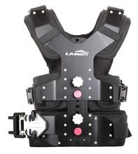 Laing 2-9.8kg Load Professional Camera Steadicam Dual arm+vest steadicam for dslr video camera(China (Mainland))