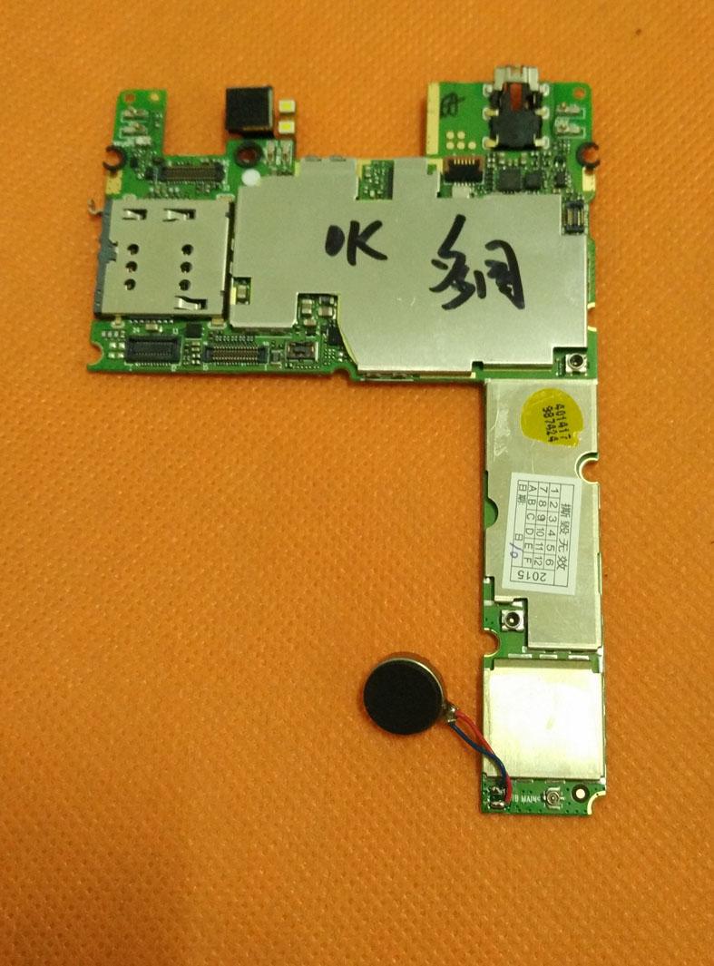 Original mainboard 2G RAM+32G ROM Motherboard UIMI U6 FHD 5.5 inch 1920x1080 Free