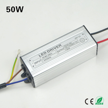 Buy 1X 50W 1.5A AC 85V -265v to DC 24V-38V LED Driver Power Adapter Floodlight lighting Transformer Switch Supply IP67 Waterproof for $7.82 in AliExpress store