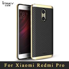 """Buy Original iPaky Brand Luxury Silm xiaomi redmi pro case Armor PC Frame + silicone Back Cover xiaomi redmi pro prime case 5.5"""" for $4.99 in AliExpress store"""