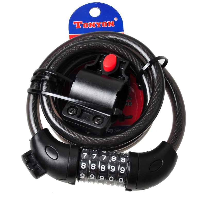 Avoid Bike Theft Cadeado Accesorios Bicicleta Bicycle Accessories Moped Bicycle Lock Bike Safety Digital Password Lock 13566(China (Mainland))