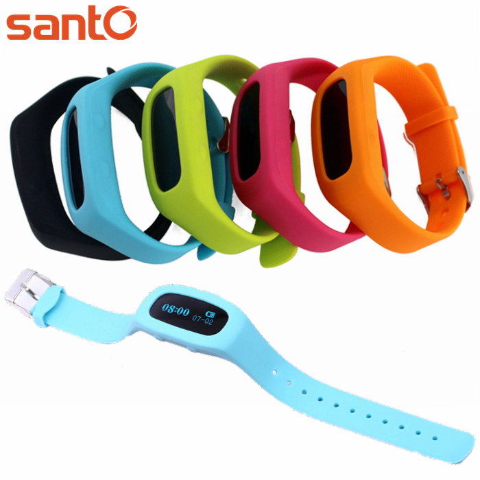 Free shipping USB bracelet popular design 2015 smart bluetooth watch or IOS and Android anti-lost alarm function fitness tracker(China (Mainland))