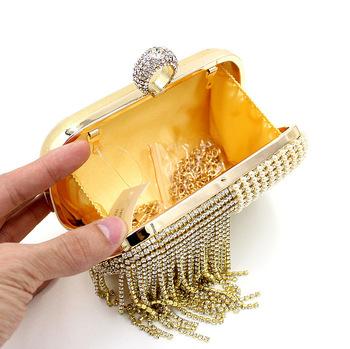 Women's Diamond Clutch