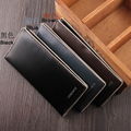 Man purse new listing selling Korean students are Long Metrosexual Wallet Purse long purse