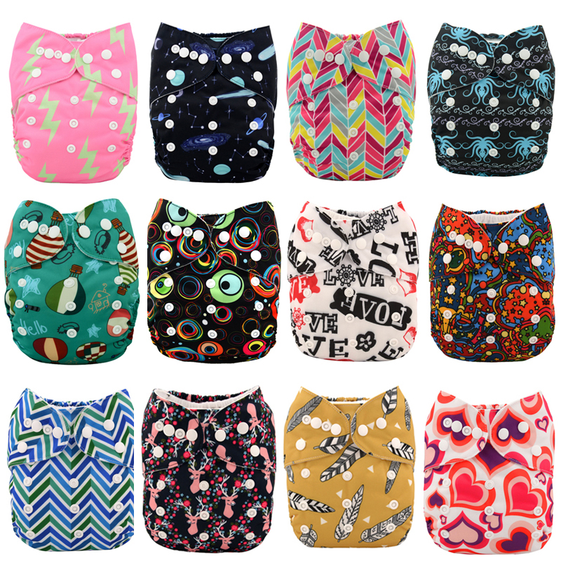 Superdry reusable baby diapers modern cloth nappies pocket diaper one size for newborn to 17kg babies<br><br>Aliexpress