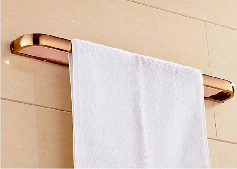 Купить Настенный Ванной Полотенце Держатели Для Полотенец Одноместный Полотенце Стойки Аксессуары Для Ванной Комнаты 4-стиль для Выбора