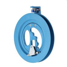 Stringa aquilone linea bobina ruota presa/argano/ballbearing/maniglia dell'attrezzo 6.1 pollici h1e1(China (Mainland))