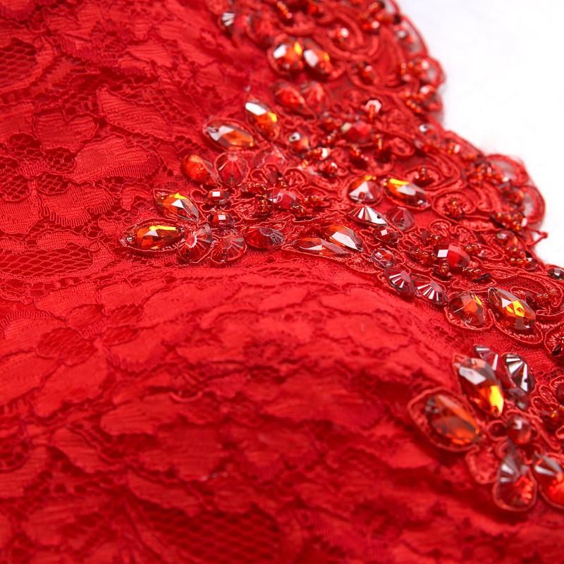 Long Red Evening Dress H769 (5)