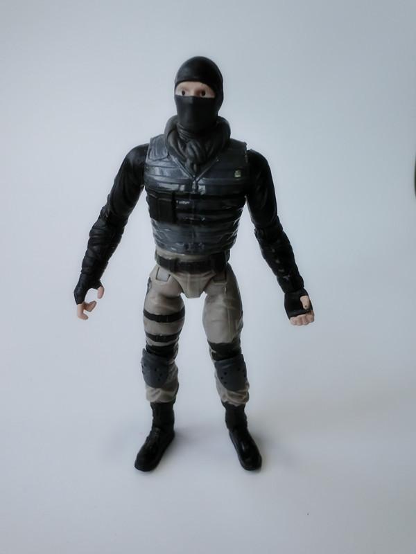 Playmates Teenage Mutant Ninja Turtles TMNT 2014 Movie Foot Soldier 5 Action Figure New Loose