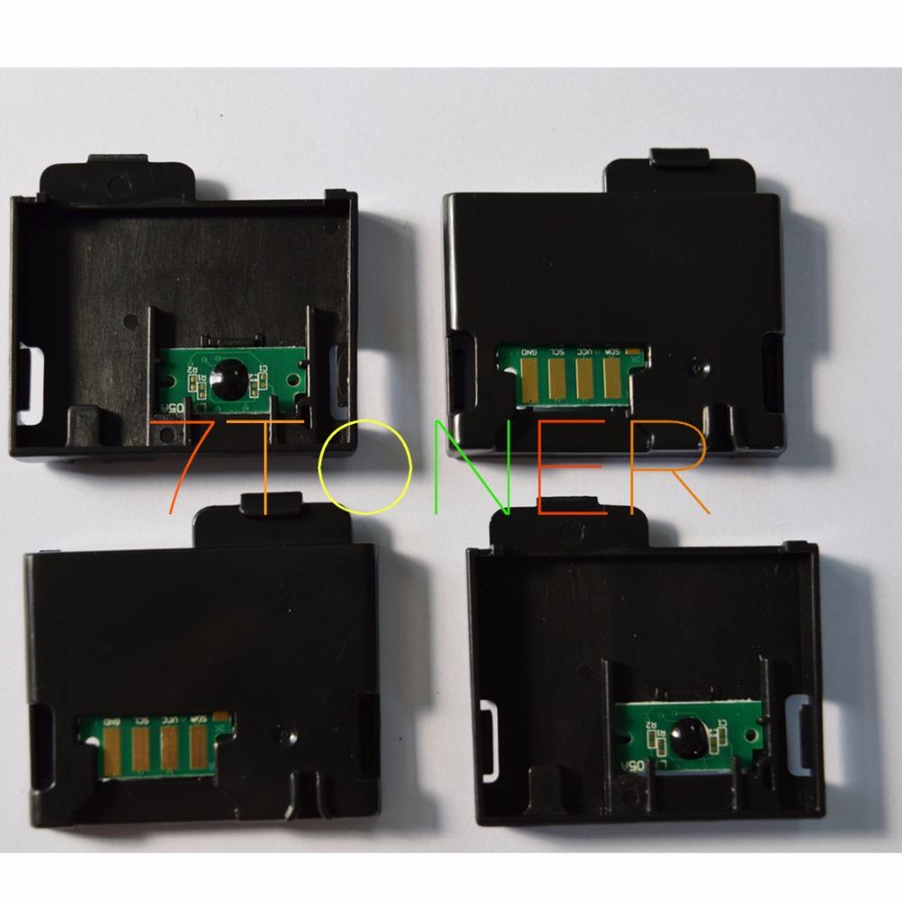 20 x Toner Reset Chip + Chip Cover For DELL E525W 593-BBJU 593-BBJV 593-BBJW 593-BBJX Dell e525w Color Laser All-in-One Printer(China (Mainland))
