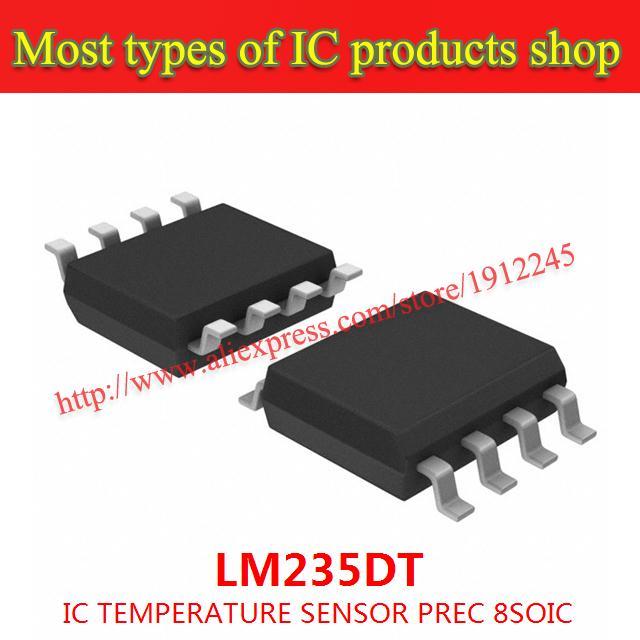 интегральной схемы LM235DT