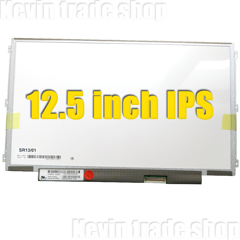 Original 12.5 IPS LP125WH2-SLB1 LP125WH2 SLB1 SLB3 For Lenovo U260 K27 X230 X220 X220i X220T X201T laptop LED LCD screen display(China (Mainland))