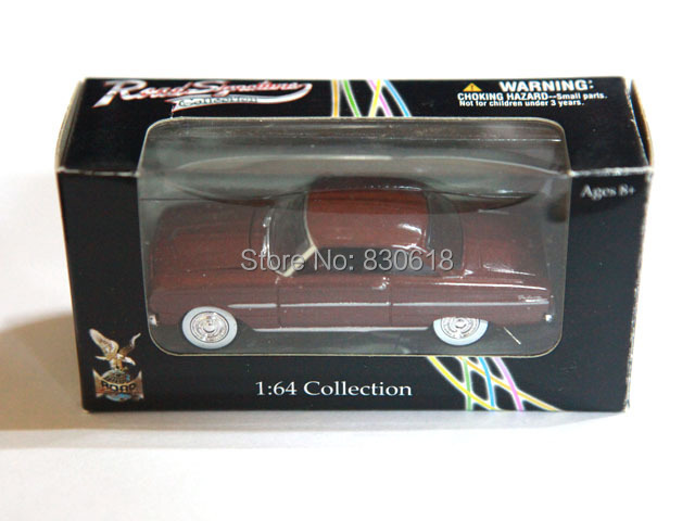 Road Signature 1:64 Collection Diecast Cars 1963 1/2 Ford Falcon Yat Ming(China (Mainland))