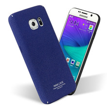 For Samsung S7 Phone case Original iMak Cowboy Frosted Shell Ultra-thin Hard Back Cover Case For Samsung Galaxy S7 Case,(China (Mainland))