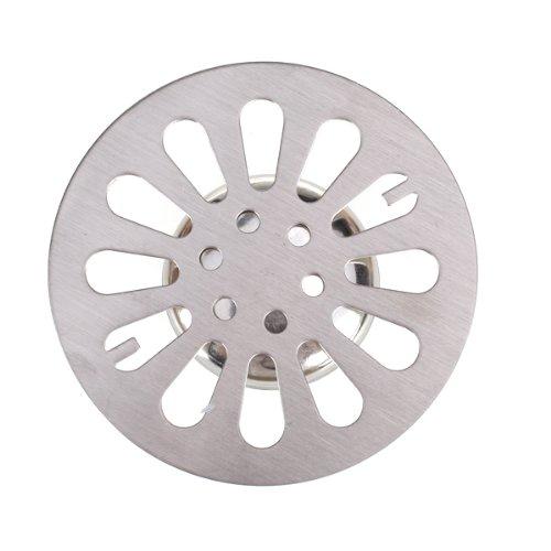 Гаджет  Shopping Time! Stainless Steel Round Floor Drain Strainer Cover for Bathroom None Строительство и Недвижимость