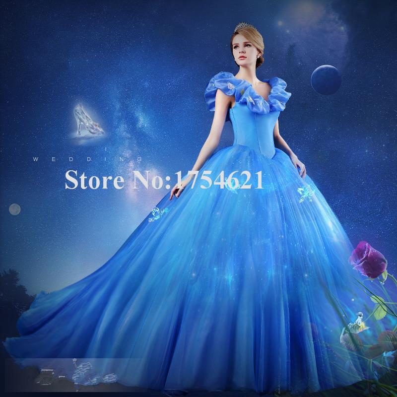 Cinderella Quinceanera Dresses Vestidos Para 15 Anos Debut
