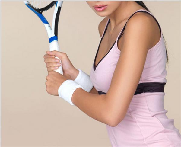 1 PCS sport wristband Unisex Cotton Sweat Band Sweatband Arm Band Wristband Tennis Basketball Gym Yoga