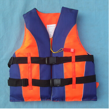 Marine Life jacket fishing life vest suit beach with a free whistle inflatable lifesaving products free shipping V0408