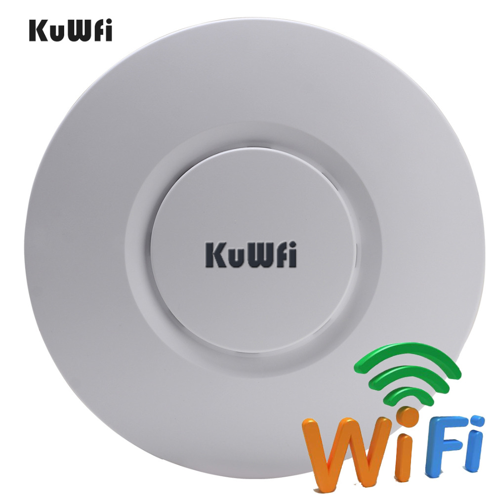300Mbps 100mW Wireless AP WIFI Router Ceiling-Mounted WIFI Router with Access Control System Ceiling Wireless Access Ponit(China (Mainland))