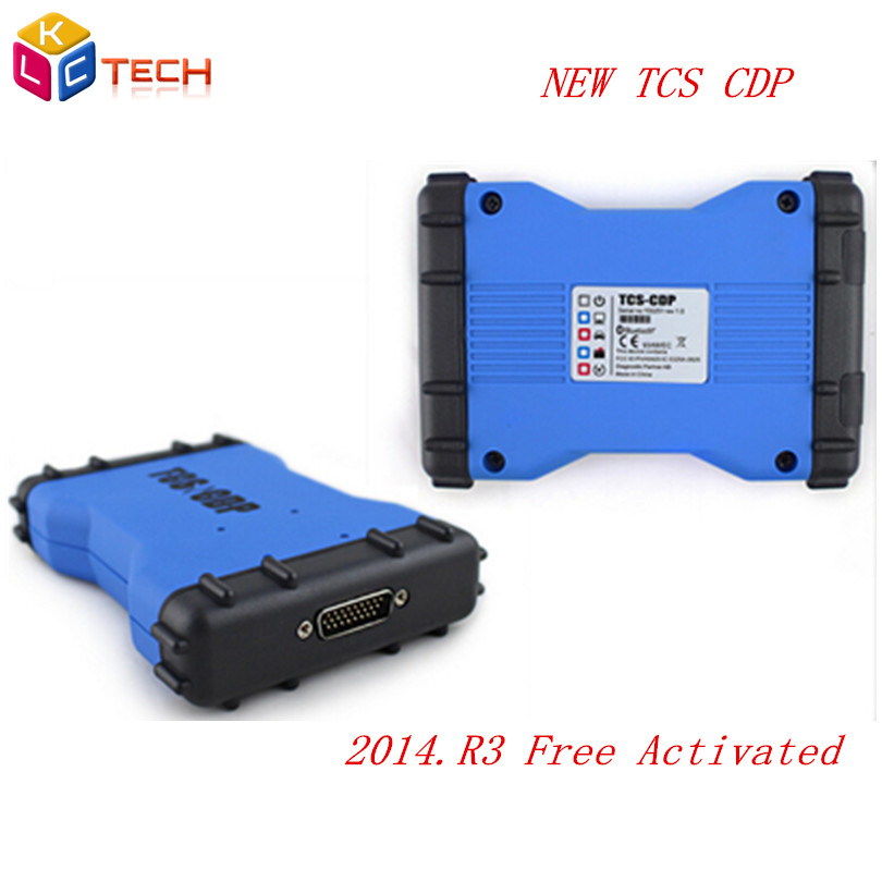 2016 Good Quality New TCS CDP PRO Without Bluetooth 2014.R2 /2015R3 Software Auto OBD2 Diagnostic Scan Tool Car Truck - Sunshine Technology Co.,Ltd... store