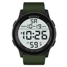 Luxury Sports Watch Men Analog Digital Military Sport Watches LED Waterproof Wristwatch Gift For Men 2019 Relogio Masculino F4(China)