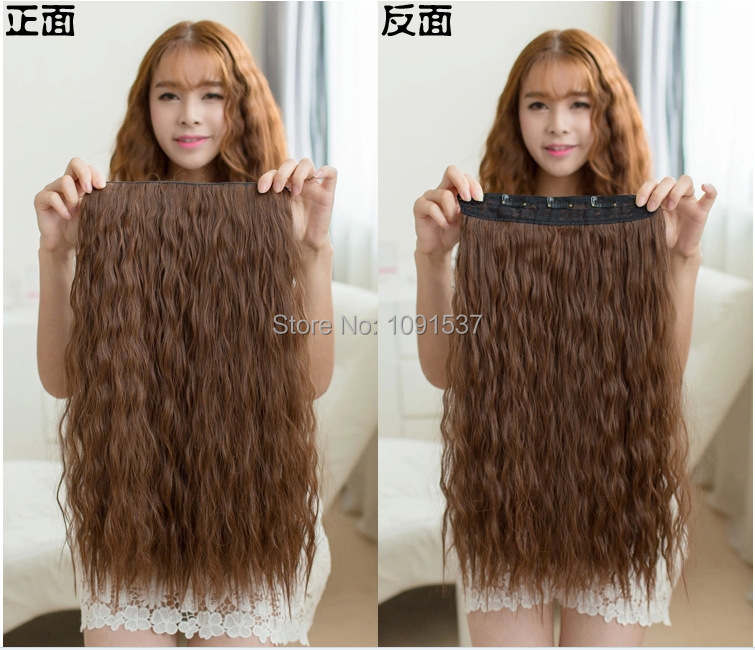 Long Curly Extensions Sale 11
