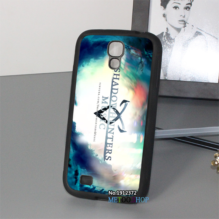 Shadowhunters 3 fashion original phone cell cover case for Samsung Galaxy s3 s4 s5 note 2 note 3 s7 s6 note 4 #J382(China (Mainland))