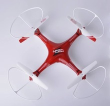 NEW Quadcopter Toy JLH-X10 2.4G 4CH 6-axis Gyro drone Super Stable Remote Control Helicopter