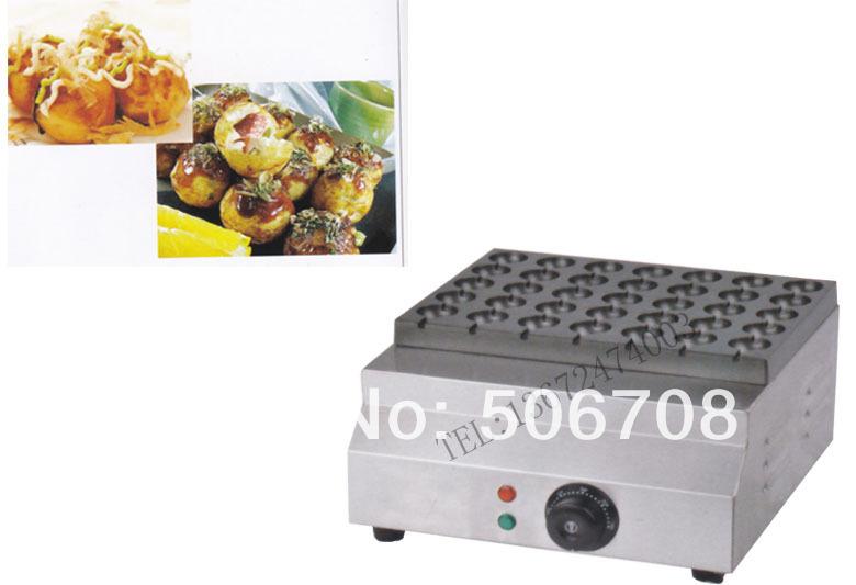 Free shipping~ Electric 220V/110v  Quail eggs oven, Quail eggs maker, Quail eggs grill  takoyaki maker/ meatball maker<br><br>Aliexpress