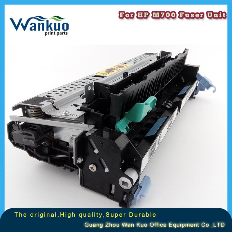 Printer parts for HP Laserjet M700 M712 fuser unit assembly RM1-8737-000 110V RM1-8736-000 220V(China (Mainland))