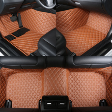 & ! Custom special floor mats Peugeot 4008 2015 non-slip waterproof carpets 2014-2012 - Mary Auto Accessories shop store