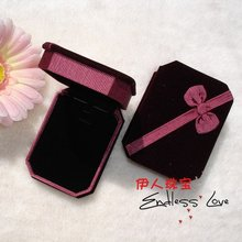 Pearl Earrings/Pendant Box, Jewelry Box Gift Packaging Nice Present Packing Jewellery Accessory Package(China (Mainland))